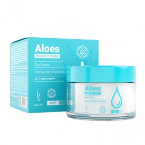 DuoLife Beauty Care Aloes Day Cream 50 ml
